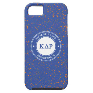 Kappa Delta Rho | Badge Case For The iPhone 5