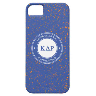 Kappa Delta Rho | Badge iPhone 5 Cases