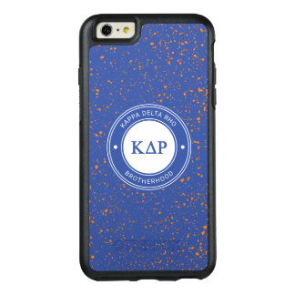 Kappa Delta Rho | Badge OtterBox iPhone 6/6s Plus Case