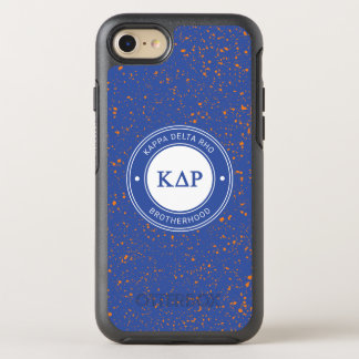 Kappa Delta Rho | Badge OtterBox Symmetry iPhone 7 Case