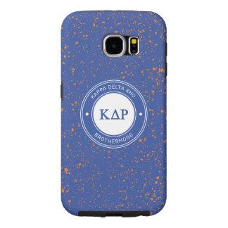 Kappa Delta Rho | Badge Samsung Galaxy S6 Cases