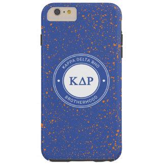 Kappa Delta Rho | Badge Tough iPhone 6 Plus Case