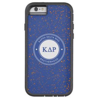 Kappa Delta Rho | Badge Tough Xtreme iPhone 6 Case