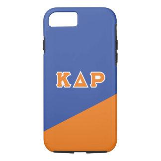 Kappa Delta Rho | Greek Letters iPhone 8/7 Case