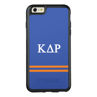 Kappa Delta Rho | Sport Stripe OtterBox iPhone 6/6s Plus Case