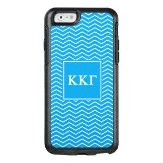 Kappa Kappa Gamma | Chevron Pattern OtterBox iPhone 6/6s Case