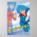 Kappa Mikey™ Mitsuki Poster