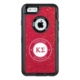 Kappa Sigma | Badge OtterBox iPhone 6/6s Case
