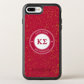 Kappa Sigma | Badge OtterBox Symmetry iPhone 7 Plus Case