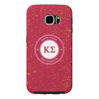 Kappa Sigma | Badge Samsung Galaxy S6 Cases