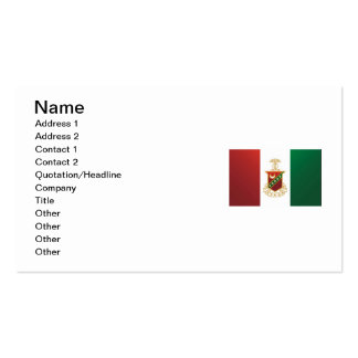 Kappa Sigma Flag Pack Of Standard Business Cards