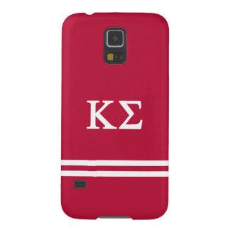 Kappa Sigma | Sport Stripe Galaxy S5 Cases