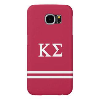 Kappa Sigma   Sport Stripe Samsung Galaxy S6 Cases