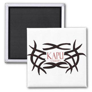 Kapu  forbidden (Hawaiian saying) magnet