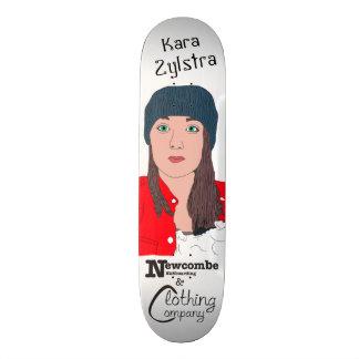 Kara Zylstra board Skateboard Deck