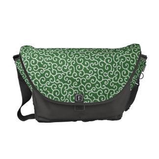 KARAKUSA - messenger bags with arabesque arabesque