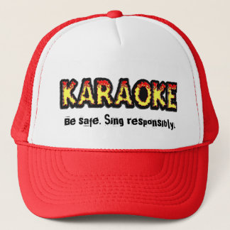 Karaoke Danger - Hat #2