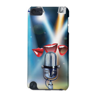 Karaoke Funny iPod Touch 5 Case