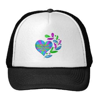 Karaoke Happy Heart Cap