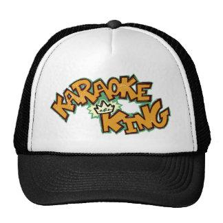 Karaoke KING! Cap