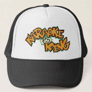 Karaoke KING! Trucker Hat
