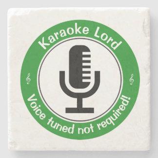 Karaoke Master Stone Coaster