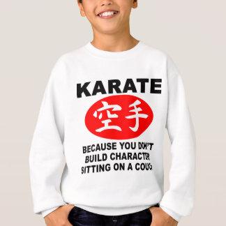 Karate Character Sweatshirt
