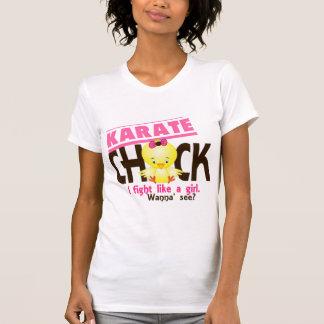 Karate Chick 1 T-shirt
