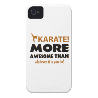 KARATE DESIGN iPhone 4 Case-Mate CASE