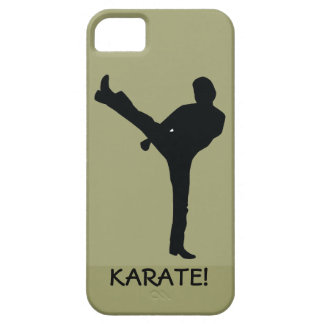 KARATE! Design iPhone Casemate Barely There iPhone 5 Case