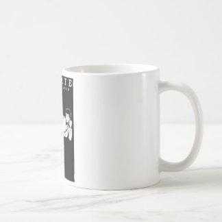 karate empty hand coffee mug