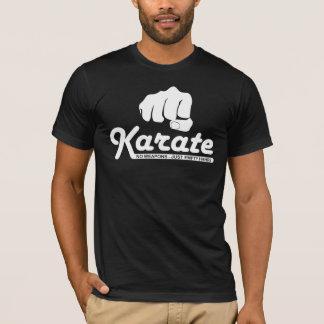 Karate - Empty Hands T-shirt