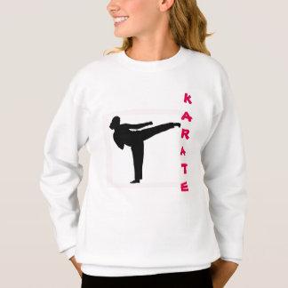 Karate Girl Sweatshirt