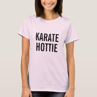 Karate Hottie MMA Marital Arts Shirt