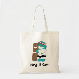 Karate Hug Bag