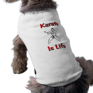 Karate Is Life Shirt
