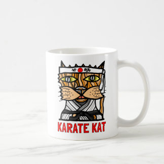 """""""Karate Kat"""" 11 oz Classic Mug"""