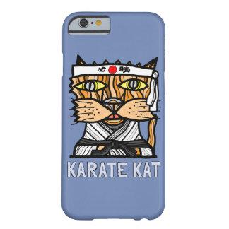 """Karate Kat"" Glossy Phone Case"