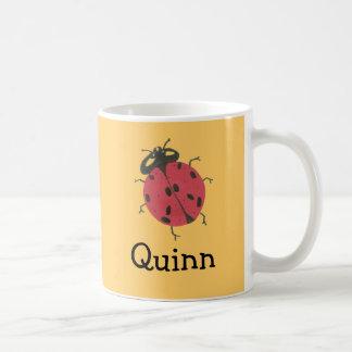 Karate Kat ladybug ID Coffee Mug