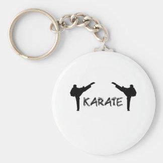 Karate Key Ring