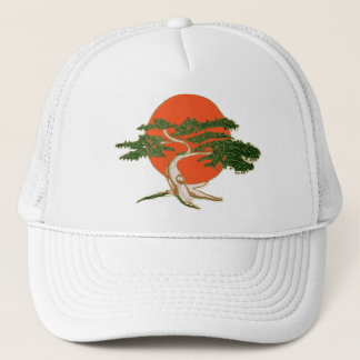 Karate Kid Mr. Miyage Bonsai Trucker Hat