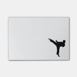 Karate Post-it Notes Post-it® Notes