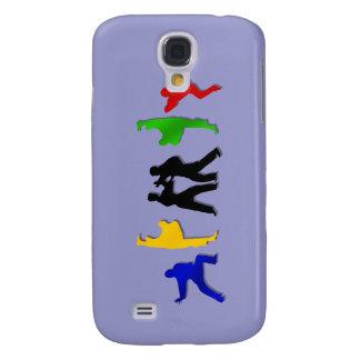 Karate Taekwando MMA Martial Arts Mens Athlete Galaxy S4 Cover