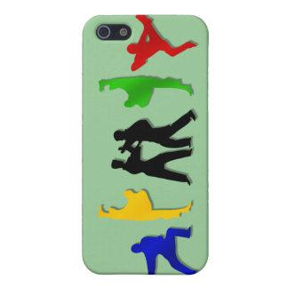 Karate Taekwando MMA Martial Arts Mens Athlete iPhone 5/5S Covers