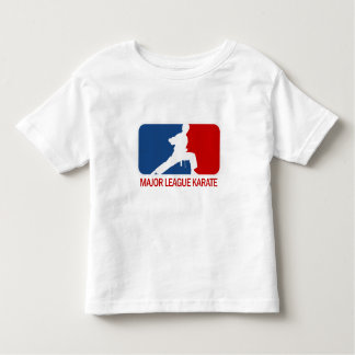 Karate Toddler T-Shirt
