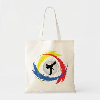 Karate Tricolor Emblem