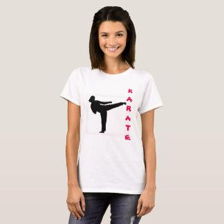 Karate Woman's T-Shirt