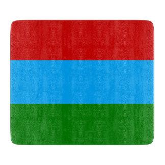 Karelia Flag Cutting Board