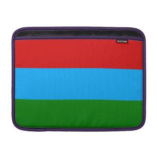 Karelia Flag MacBook Sleeve