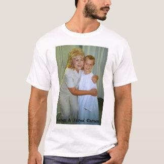 karen jared baptism, Karen & Jared Carson T-Shirt